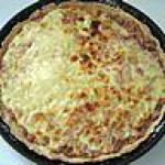 recette tarte au thon et roquefort
