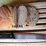 recette Le pain à demi complet