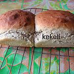 recette Le pain de mie