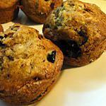 recette Muffins pruneaux-bananes (sans beurre)