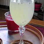 recette lemon  menthe de papilles  et pupilles