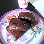 recette Brownie cacao au pépite de chocolat