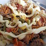 recette Salade de pâte pique nique a la mer