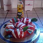 recette Tomates/mozzarella