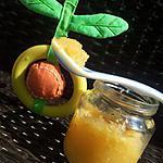 recette Compote de pomme-poire biscuité*Pour Bébé*
