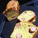 recette Cake*pique-nique* dog