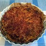 recette Tarte Méditerranéenne.
