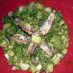 recette petite salade sans prétention