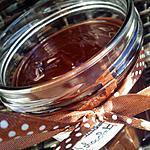 recette Pate à tartiner au chocolat *Cadeau gourmand*