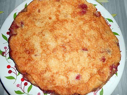 Torta di ciliegee mascarpone (dessert aux cerises) 430