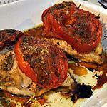 recette Blancs de poulet à la ricotta de Véronique
