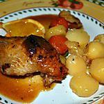 recette CANARD A L'ORANGE