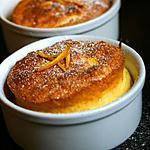 recette Soufflé à l'orange