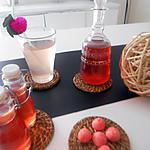 recette Sirop de fraise Tagada ®