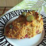 recette Jambonneau pané au sirop d'érable