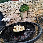 recette Calamars au barbecue