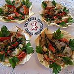 recette Coquilles Saint Jacques en salade