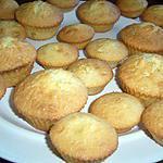 recette Petits moelleux à la noix de coco