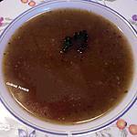 recette Potage /velouté aux légumes du jardin