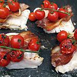 recette Plancha de poisson