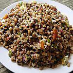 recette Salade de haricots doliques