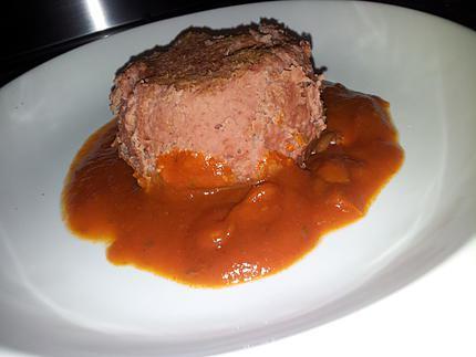 Thermomix gateau foie volaille