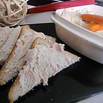 recette Rillettes de surimis