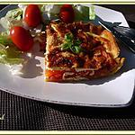 recette Tarte tomates/ricotta