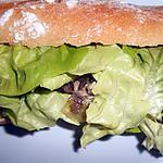 recette CE SOIR SANDWICH