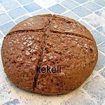 recette Le pain de méteil