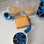 recette Crème dessert biscuité bébé