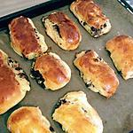 recette Petites brioches suisse