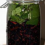 recette Liqueur de Cassis