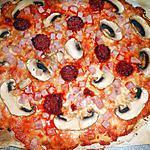 recette NOTRE PIZZA