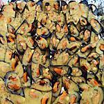recette Mouclade charentaise safranée