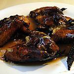 recette Ailes de poulet sauce au gingembre
