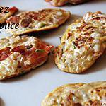 recette Petits galets de sarrasin