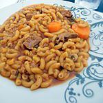 recette One pot pasta a l'espagnol
