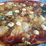 recette Pizza aux fromages