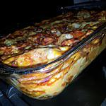 recette Lasagnes au fruit de mer et curry