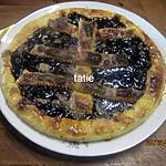 recette Tarte à la confiture.