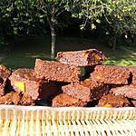 recette Petits moelleux au chocolat potimarron