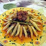 recette Merguezs aux haricots verts revisitées (jeanmerode version wakanda)