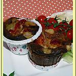 recette Muffins aux tomates cerises