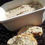 recette Rillettes de sardines-mascarpone