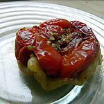 recette tatin de tomates cerises