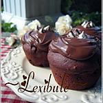 recette Muffins brownies au chocolat