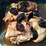 recette Lapin à la liégeoisee, Sirop de Liège (pensée pour ' oh la gourmande' )