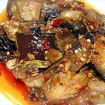 recette Aubergines frites façon sichuan