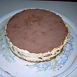 recette Tiramisu (en cercle )